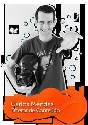 Equipe da C4SA - Carlos Mendes - Diretor de Conteúdo
