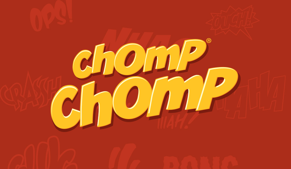 Chomp Chomp Logo