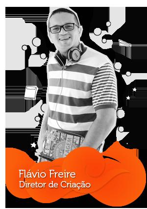 Equipe da C4SA - Flávio Freire - Diretor de Criação
