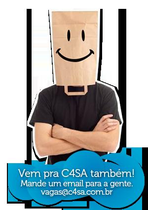 Faça parte da Equipe da C4SA